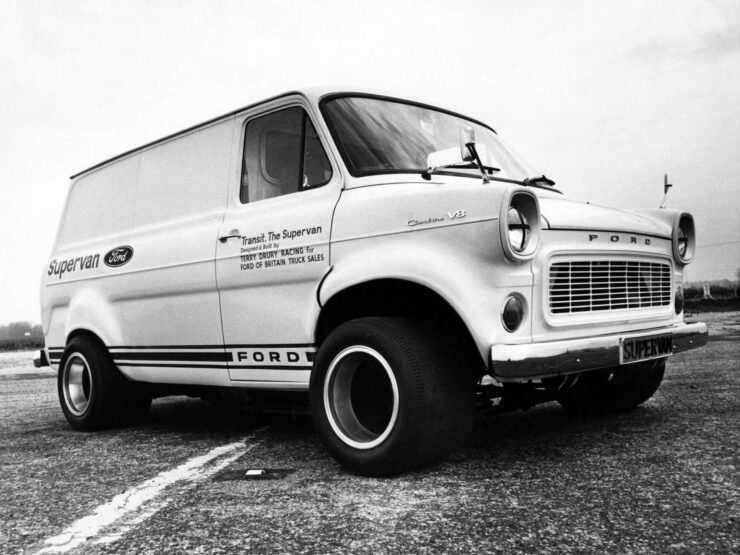 Ford Supervan 1971