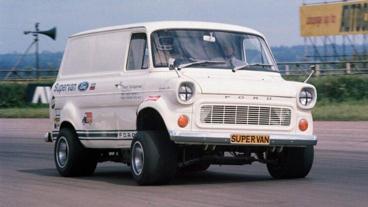 Ford Supervan