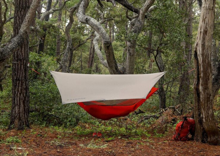 Kammok Mantis All-In-One Hammock Tent 6