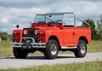 Land Rover Series IIA