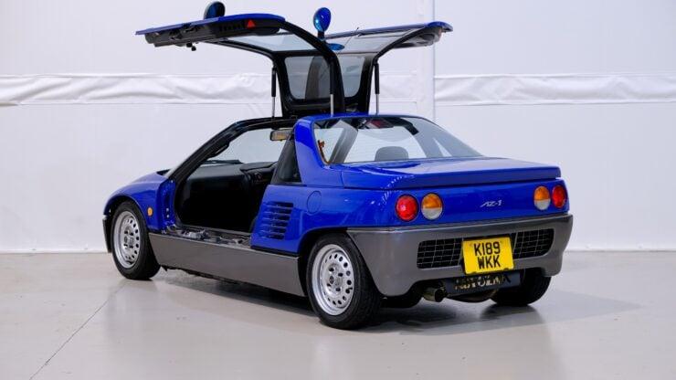 Mazda Autozam AZ-1 12