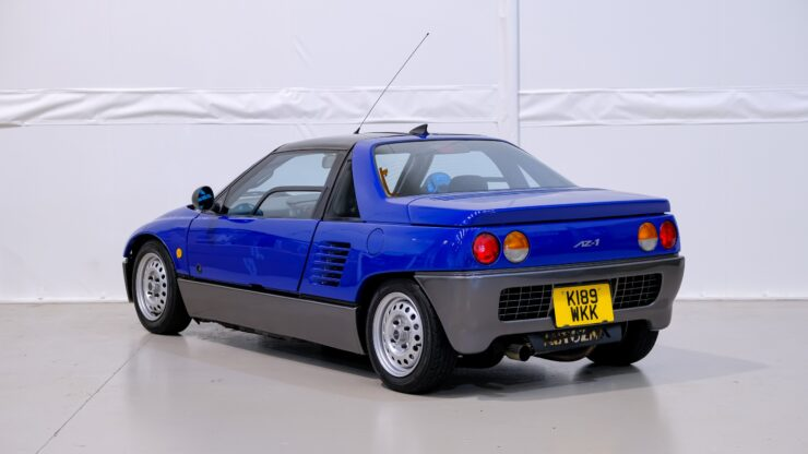 Mazda Autozam AZ-1 13