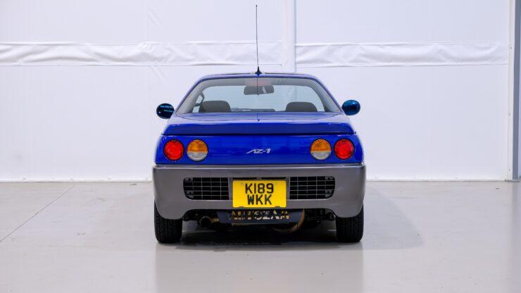 Mazda Autozam AZ-1 15