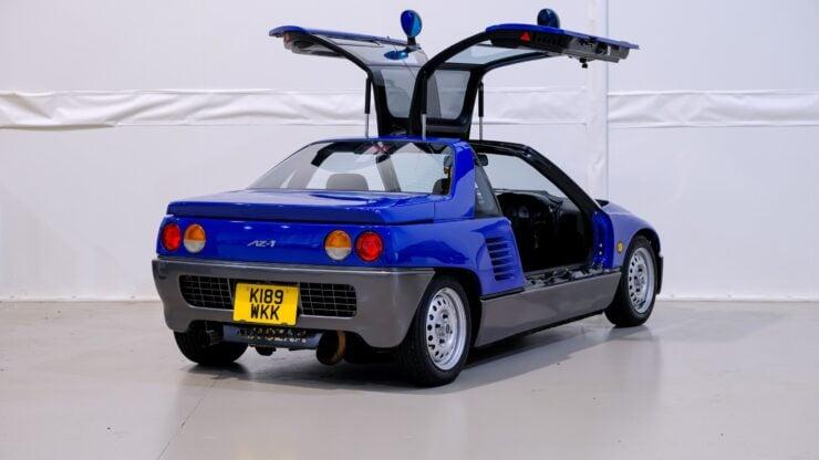 Mazda Autozam AZ-1 19