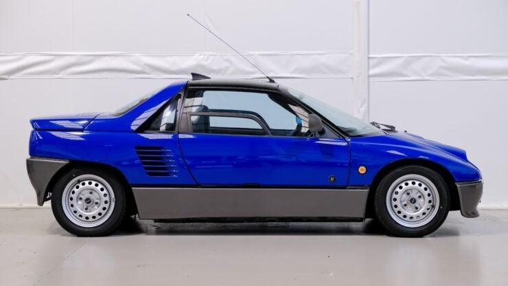 Mazda Autozam AZ-1 4