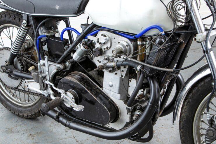 Norton Cosworth Experimental Prototype P89 1