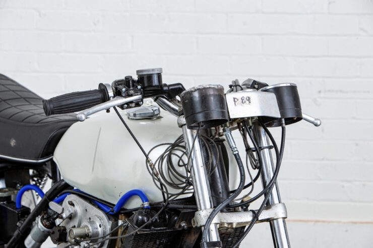 Norton Cosworth Experimental Prototype P89 2