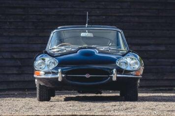 Quad Headlight Jaguar E-Type 1
