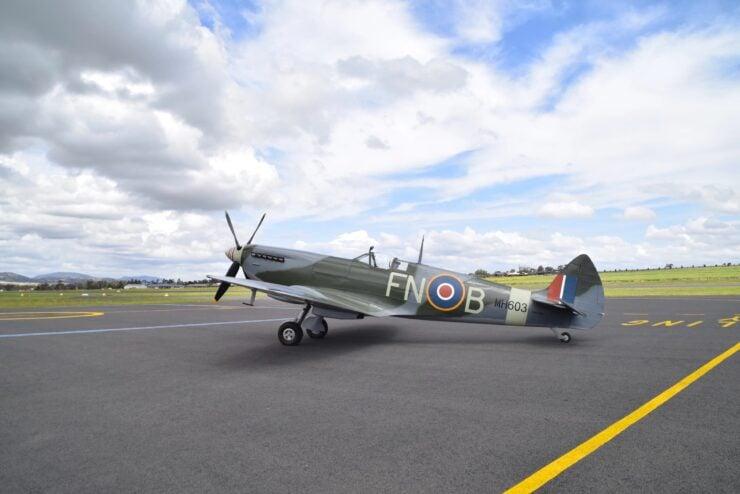 Supermarine Spitfire For Sale 2