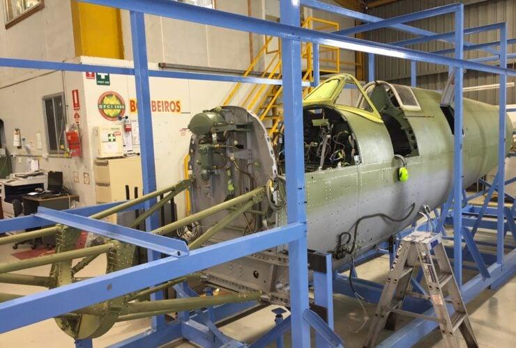 Supermarine Spitfire For Sale 3