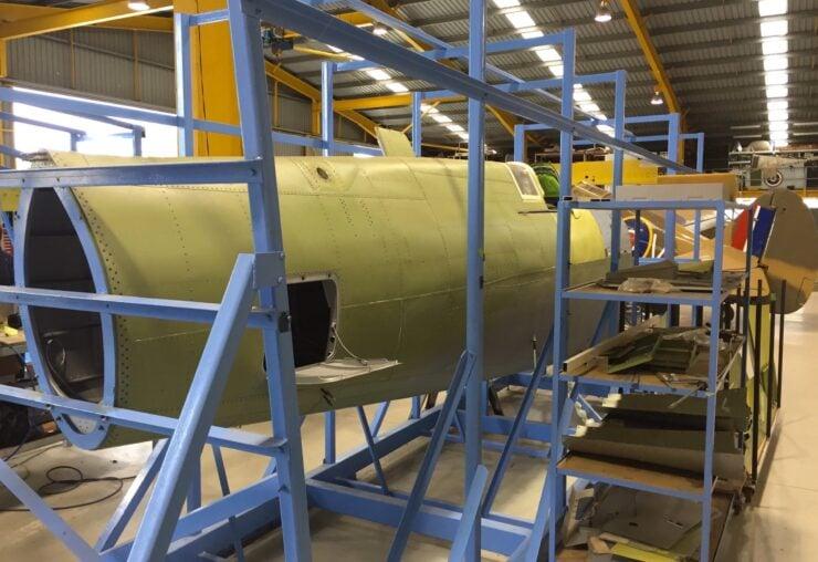 Supermarine Spitfire For Sale 4