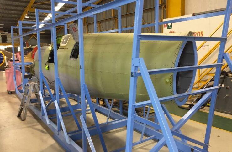 Supermarine Spitfire For Sale 5