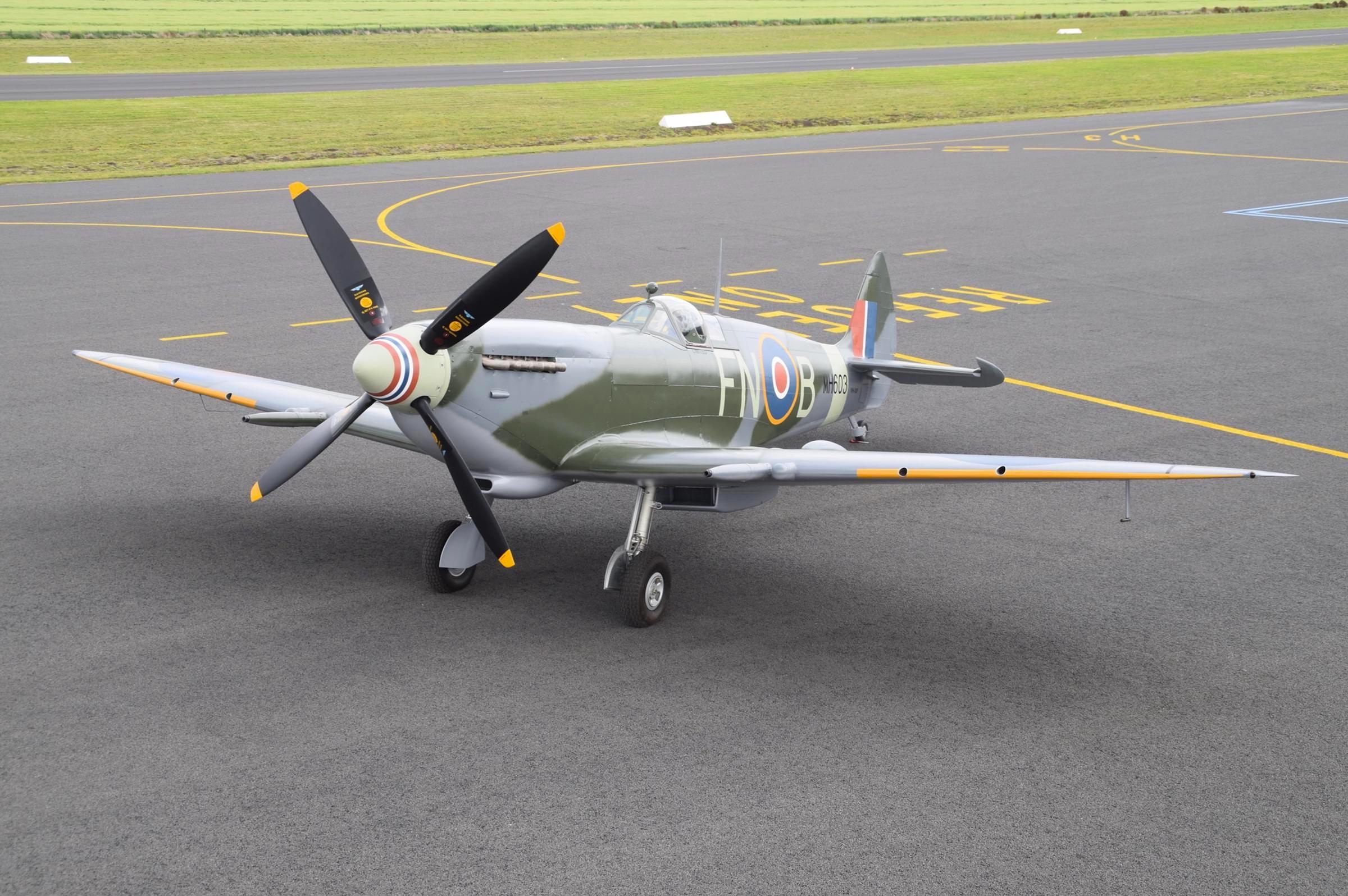Supermarine Spitfire For Sale
