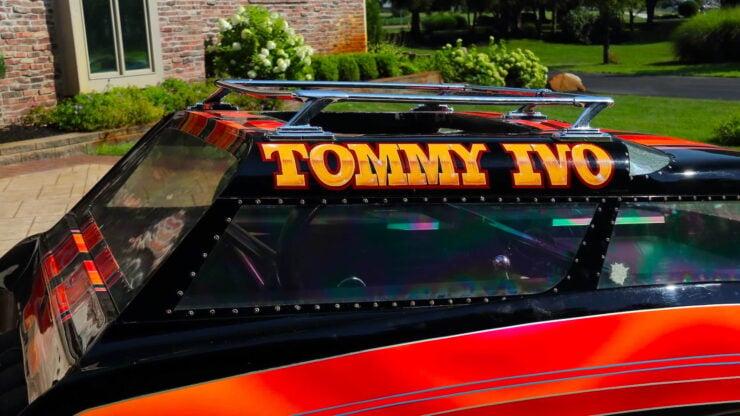 TV Tommy Ivo Wagon Master 10