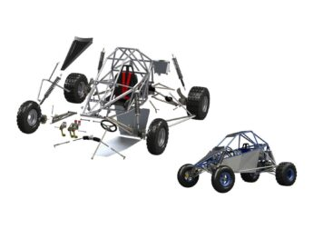 The Edge Products Piranha III Buggy Kit