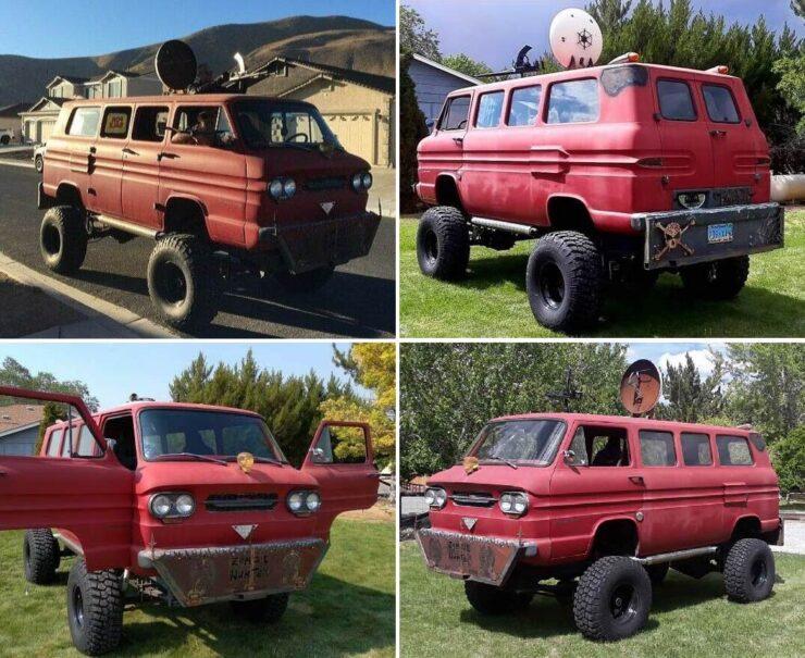 Zombie Van